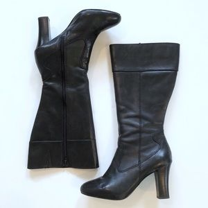A.n.a. : Leather Knee High Boots